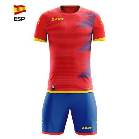 Спортен Екип ZEUS Kit Mundial ESP 513381 KIT MUNDIAL