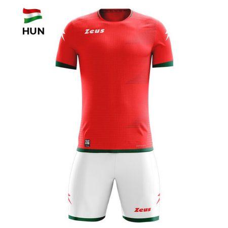 Спортен Екип ZEUS Kit Mundial HUN Rosso/Bianco 513383 KIT MUNDIAL