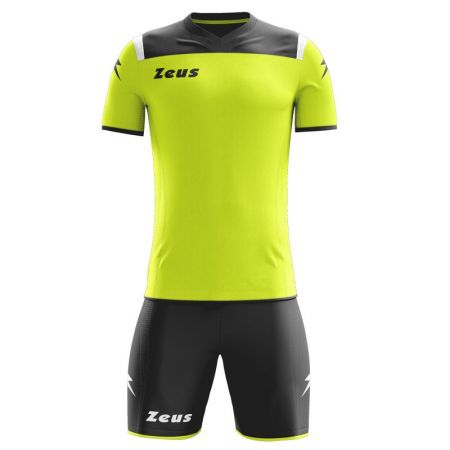 Детски Спортен Екип ZEUS Kit Vesuvio Nero/Giallo Fluo 513773 Kit Vesuvio