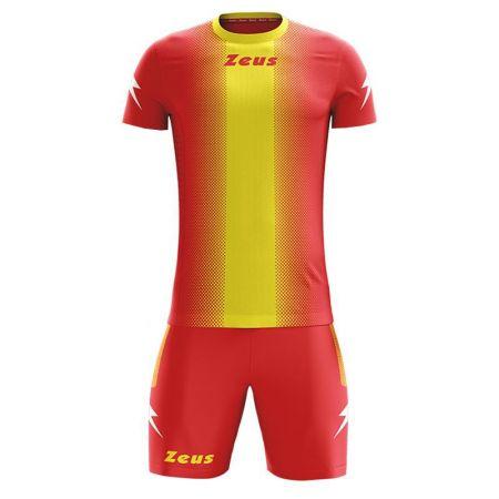 Детски Спортен Екип ZEUS Kit Ercole SS Rosso/Giallo 517366 Kit Ercole MC