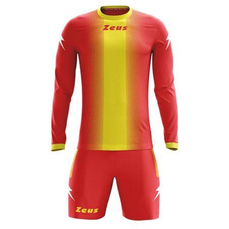 Футболен Екип ZEUS Kit Ercole Rosso/Giallo 505892 Kit Ercole
