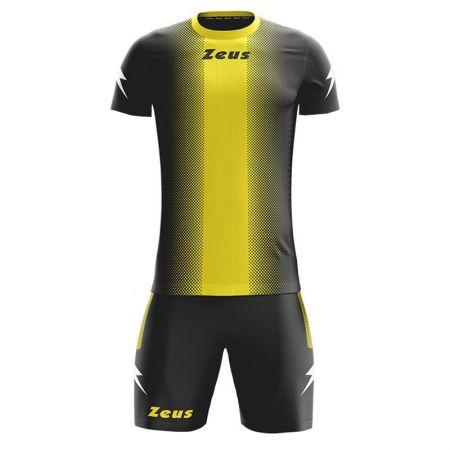 Детски Спортен Екип ZEUS Kit Ercole SS Nero/Giallo 517367 Kit Ercole MC