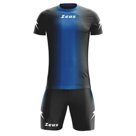 Детски Спортен Екип ZEUS Kit Ercole SS Nero/Royal 517368 Kit Ercole MC