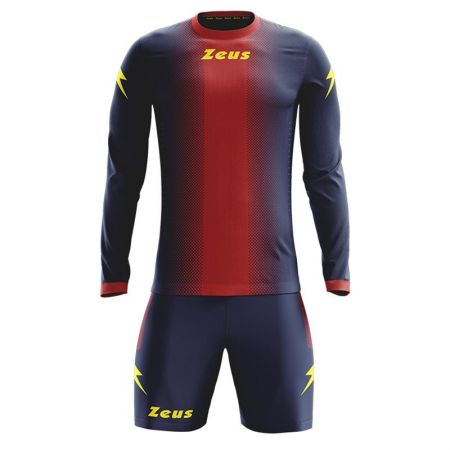 Футболен Екип ZEUS Kit Ercole Blu/Rosso 505888 Kit Ercole
