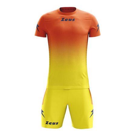 Детски Спортен Екип ZEUS Kit Eros SS Arancio/Giallo 517359 Kit Eros SS