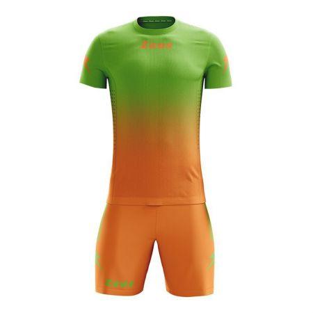 Детски Спортен Екип ZEUS Kit Eros SS Verde/Arancio 517362 Kit Eros SS