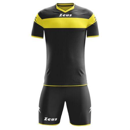 Детски Футболен Екип ZEUS Kit Apollo Nero/Giallo 505591 Kit Apollo