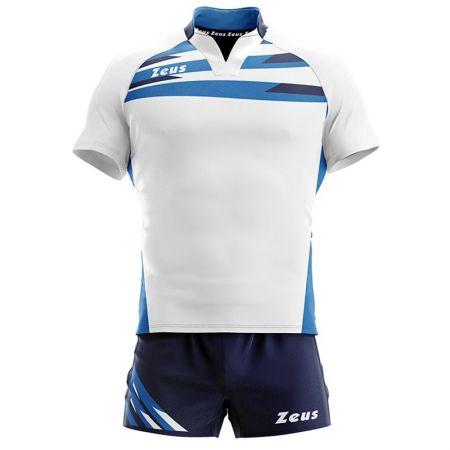 Ръгби Екип ZEUS Kit Eagle Bianco/Royal 507601 Kit Eagle