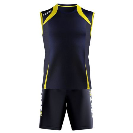 Детски Спортен Екип ZEUS Kit Fly Blu/Giallo 506372 Kit Fly