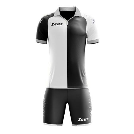 Футболен Екип ZEUS Kit Gryfon Bianco/Nero 511289 KIT GRYFON