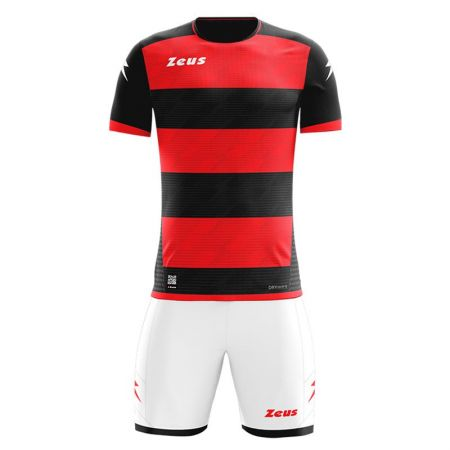 Футболен Екип ZEUS Kit Icon Flamengo Rosso/Nero 515141 KIT ICON