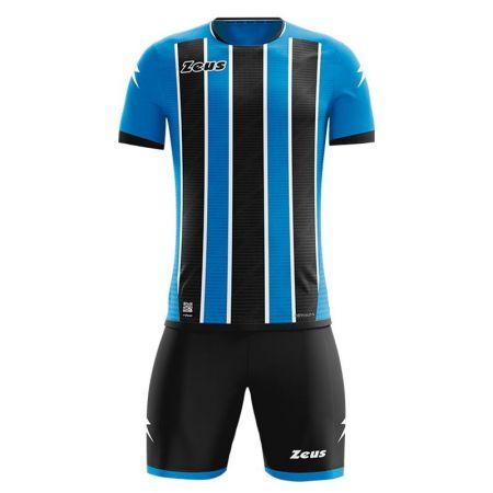 Футболен Екип ZEUS Kit Icon Gremio Royal/Nero 515144 KIT ICON