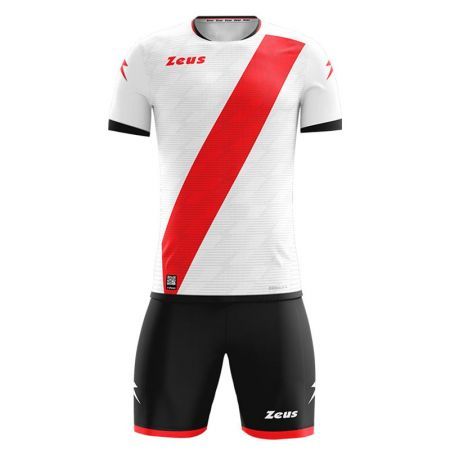 Футболен Екип ZEUS Kit Icon River Plate 515146 KIT ICON