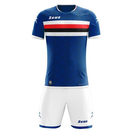 Футболен Екип ZEUS Kit Icon Sampdoria Royal/Bianco 515147 KIT ICON