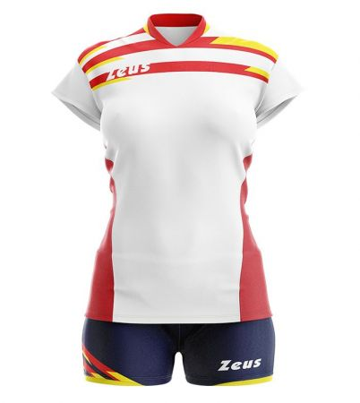 Детски Волейболен Екип ZEUS Kit Itaca Donna 506080 Kit Itaca Donna