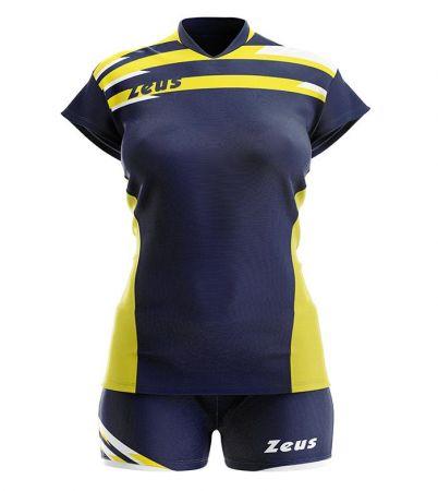 Детски Волейболен Екип ZEUS Kit Itaca Donna 506083 Kit Itaca Donna