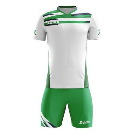 Детски Спортен Екип ZEUS Kit Itaca Uomo Bianco/Verde 505667 Kit Itaca Uomo