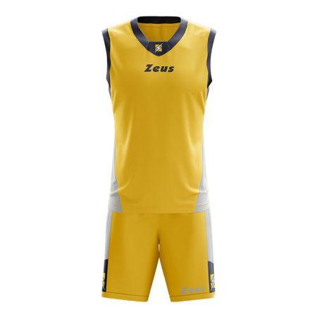 Баскетболен Екип ZEUS Kit King Giallo/Blu 506192 Kit King