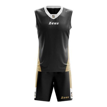 Баскетболен Екип ZEUS Kit King Nero/Bianco 506196 Kit King