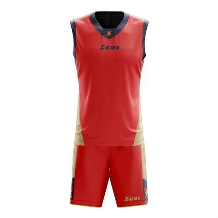 Баскетболен Екип ZEUS Kit King Rosso/Blu 506197 Kit King
