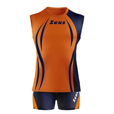 Детски Волейболен Екип ZEUS Kit Klima 506043 Kit Klima