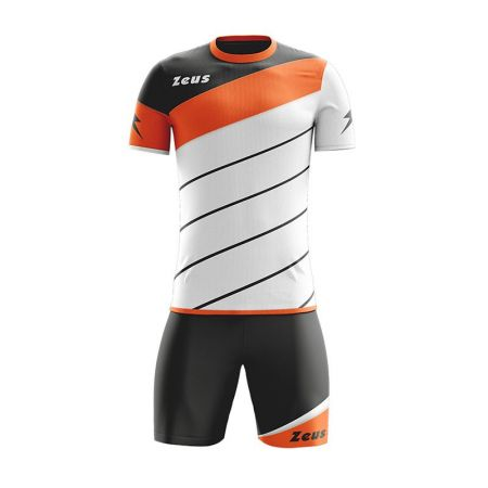 Детски Спортен Екип ZEUS Kit Lybra Uomo Bianco/Arancio 505626 Kit Lybra Uomo