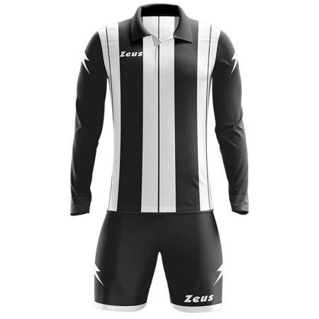 Футболен Екип ZEUS Kit Pitagora Nero/Bianco 505807 KIT PITAGORA