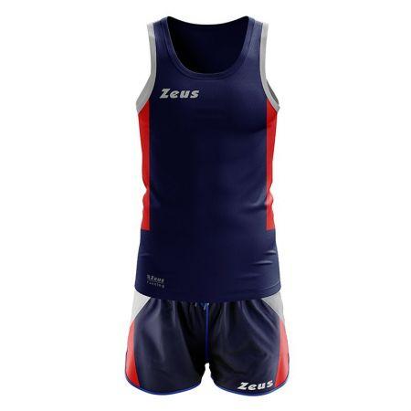 Екип За Бягане ZEUS Kit Atlante Blu/Rosso 506232 KIT ATLANTE