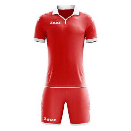 Детски Футболен Екип ZEUS Kit Scorpion Rosso/Bianco 505616 KIT SCORPION
