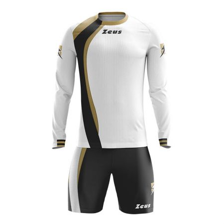 Футболен Екип ZEUS Kit Spagna Bianco/Nero 505741 Kit Spagna