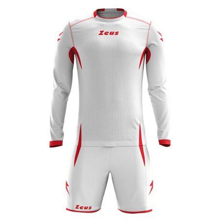 Детски Футболен Екип ZEUS Kit Sparta Bianco/Rosso