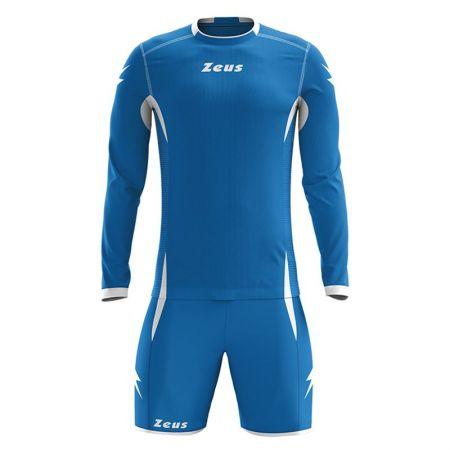 Детски Футболен Екип ZEUS Kit Sparta Royal/Bianco 505731 Kit Sparta