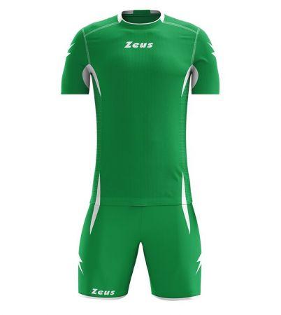 Детски Спортен Екип ZEUS Kit Sparta SS Verde/Bianco 517056 Kit Sparta SS