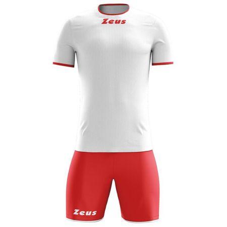 Детски Футболен Екип ZEUS Kit Sticker Bianco/Rosso 505543 Kit Sticker