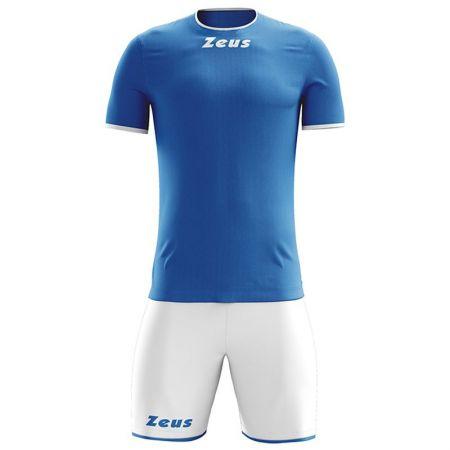 Детски Футболен Екип ZEUS Kit Sticker Royal/Bianco 505549 Kit Sticker