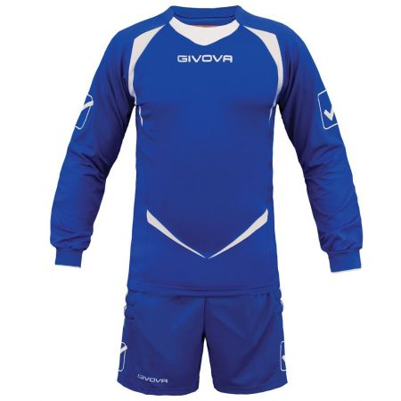 Вратарски Екип GIVOVA Goalkeeper Kit Bernabeu ML 0203 504695 KITP004 изображение 4