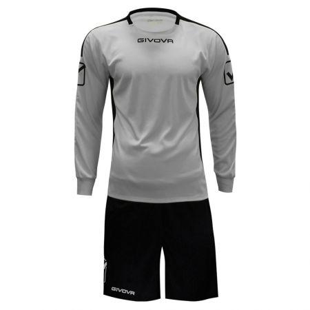 Детски Вратарски Екип GIVOVA Goalkeeper Kit Hyguana 2710 514897 KITP009