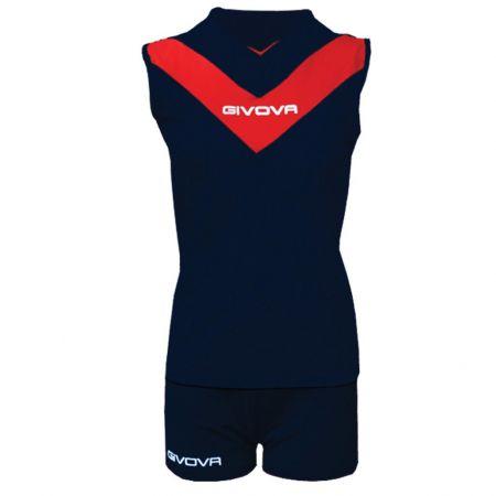 Волейболен Екип GIVOVA Kit Muro 0412 504703 KITV05 изображение 4