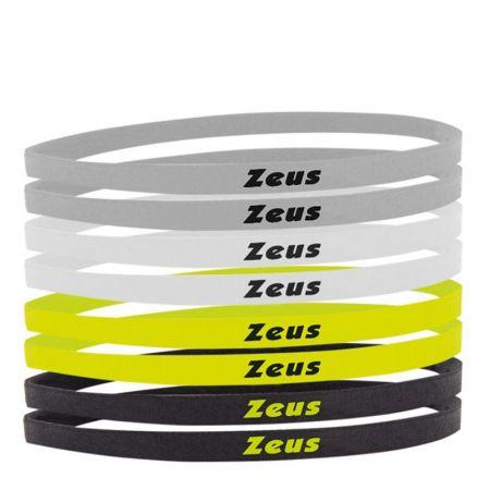 Комплект Ленти за Коса ZEUS Set Hairbands 8pz 520668 SET HAIRBAND