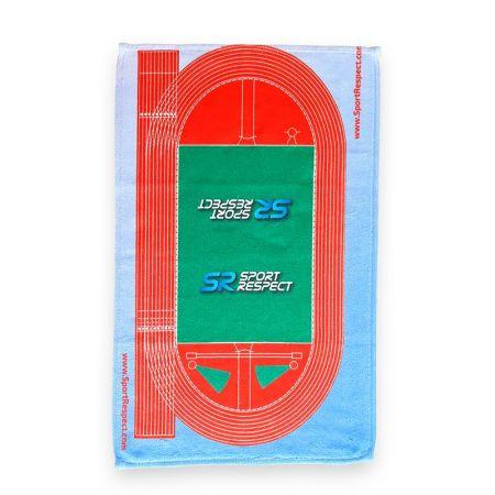 Кърпа SPORTRESPECT Towel Running 30x50 cm 518486 SR Towel