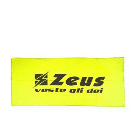 Кърпа ZEUS Telo Palestra Big 120 x 60 cm Giallo Fluo 518958 Telo Palestra Big