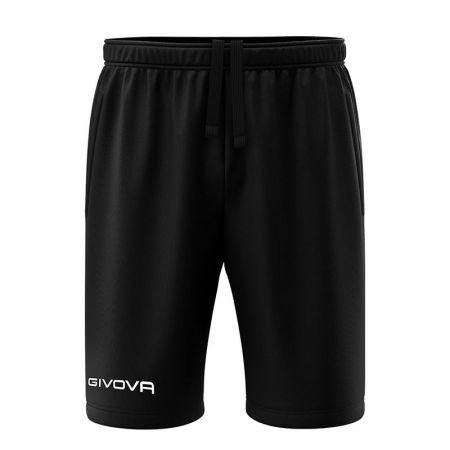 Мъжки Къси Панталони GIVOVA Bermuda One In Polarfleece 0010 513289 P021