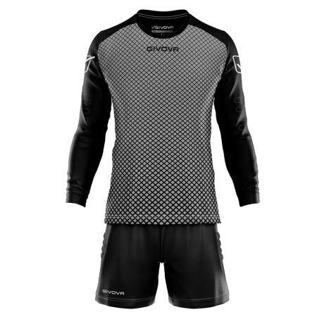 Детски Вратарски Екип GIVOVA Goalkeeper Kit Manchester 0910 510737 KITP008