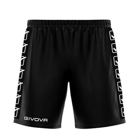 Мъжки Къси Панталони GIVOVA Pantaloncino Poly Band 0010 514595 BA03