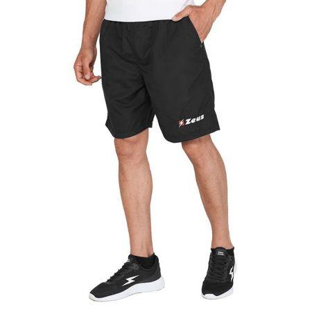 Мъжки Къси Панталони ZEUS Bermuda City Nero 506776 Bermuda City