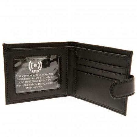 Портфейл ARSENAL Embossed Leather Wallet 501138  изображение 2