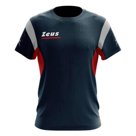 Мъжка Тениска ZEUS Maglia Atlante MC Blu/Rosso 506235 MAGLIA ATLANTE MC