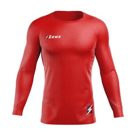 Детска Спортна Термо Блуза  ZEUS Maglia Fisiko M/L Rosso 506423 Maglia Fisiko M/L