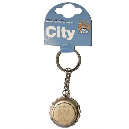 Отварачка MANCHESTER CITY Bottle Opener Keychain 511350
