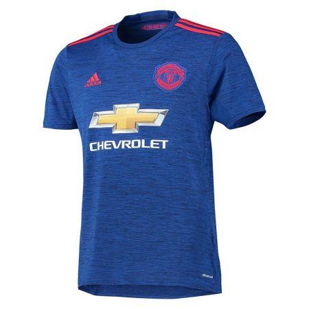 Официална Фланелка Манчестър Юнайтед MANCHESTER UNITED Mens Away Shirt 16-17 504150